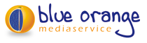 blue orange mediaservice - Grafik und Webdesign